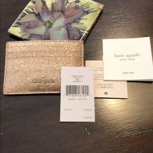 Kate Spade Joeley Rose Gold Wallet